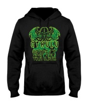 Respect Your Elders Hooded Sweatshirt thumbnail