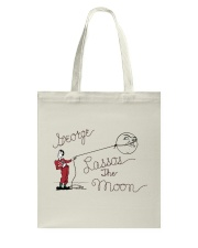 To The Moon Tote Bag thumbnail