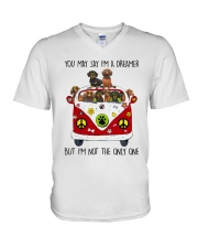 You May Say I Am A Dreamer V-Neck T-Shirt thumbnail