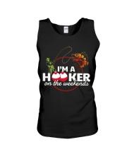 Im a Hooker Unisex Tank thumbnail