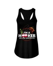 Im a Hooker Ladies Flowy Tank thumbnail