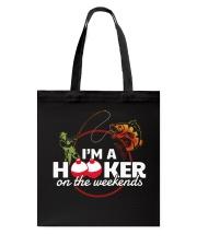 Im a Hooker Tote Bag thumbnail