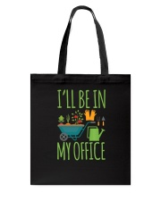I'll Be In My Office Tote Bag front
