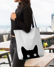 Love Cat All-over Tote aos-all-over-tote-lifestyle-front-04
