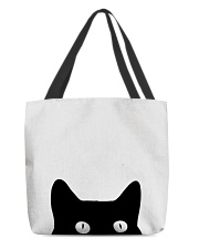 Love Cat All-over Tote back
