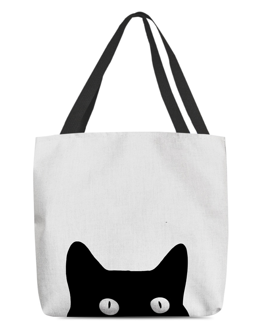 Love Cat All-over Tote