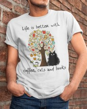Life Is Better With Classic T-Shirt apparel-classic-tshirt-lifestyle-26