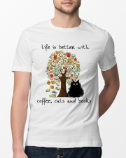 Life Is Better With Classic T-Shirt lifestyle-mens-crewneck-front-13