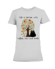 Life Is Better With Premium Fit Ladies Tee thumbnail