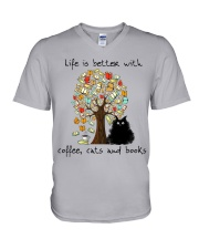 Life Is Better With V-Neck T-Shirt thumbnail