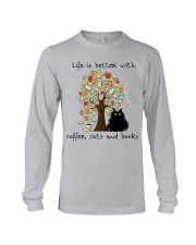 Life Is Better With Long Sleeve Tee thumbnail
