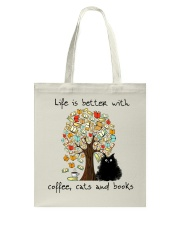 Life Is Better With Tote Bag thumbnail