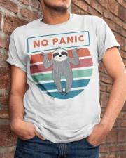 No Panic Classic T-Shirt apparel-classic-tshirt-lifestyle-26