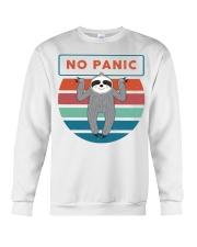 No Panic Crewneck Sweatshirt thumbnail