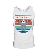 No Panic Unisex Tank thumbnail