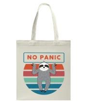 No Panic Tote Bag thumbnail