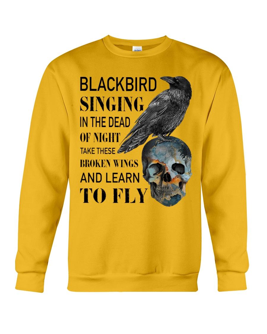 Blackbird Singing Crewneck Sweatshirt