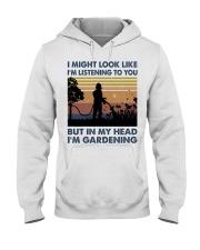 I'm Listening To Tou Hooded Sweatshirt thumbnail
