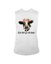 But Did You Die Heifer 3 Sleeveless Tee thumbnail