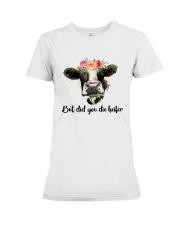 But Did You Die Heifer 3 Premium Fit Ladies Tee thumbnail