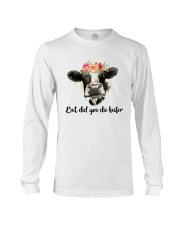 But Did You Die Heifer 3 Long Sleeve Tee thumbnail