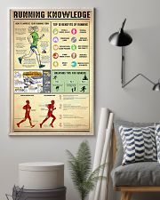 Running Knowledge 11x17 Poster lifestyle-poster-1