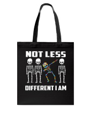 Not Less Different I Am Tote Bag thumbnail