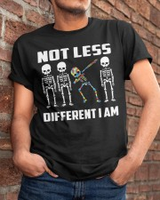 Not Less Different I Am Classic T-Shirt apparel-classic-tshirt-lifestyle-26