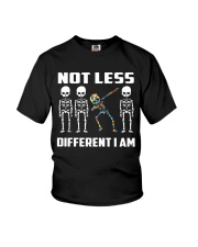 Not Less Different I Am Youth T-Shirt thumbnail