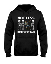 Not Less Different I Am Hooded Sweatshirt thumbnail
