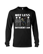 Not Less Different I Am Long Sleeve Tee thumbnail