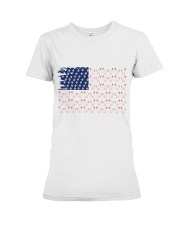 Love Chicken And Dog Premium Fit Ladies Tee thumbnail