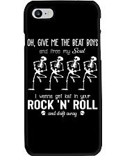 Give Me The Beat Boys Phone Case thumbnail