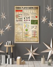 Tennis Player Knowledge 11x17 Poster lifestyle-holiday-poster-1