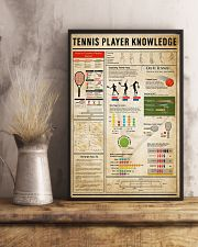Tennis Player Knowledge 11x17 Poster lifestyle-poster-3