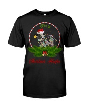 Christmas Heifer Classic T-Shirt front