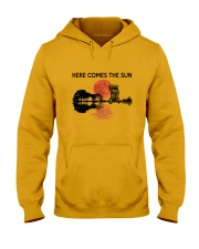 Here Come The Sun Hooded Sweatshirt front