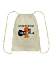 Here Come The Sun Drawstring Bag thumbnail