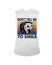 Don't Tell Me To Smile Sleeveless Tee tile