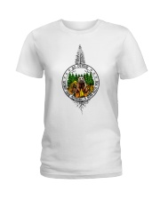 Go Outside Ladies T-Shirt thumbnail