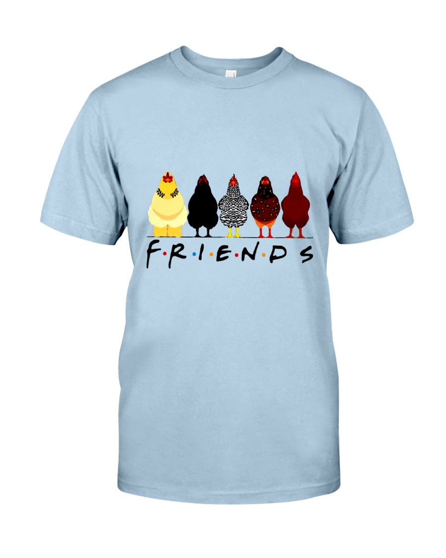 Chicken Is Friends Classic T-Shirt