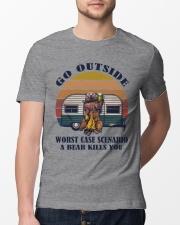 Go Outside Classic T-Shirt lifestyle-mens-crewneck-front-13