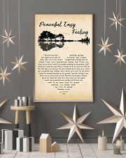 Peaceful Easy Feeling 11x17 Poster lifestyle-holiday-poster-1