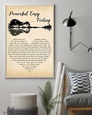 Peaceful Easy Feeling 11x17 Poster lifestyle-poster-1