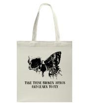 Take These Broken Wings Tote Bag thumbnail