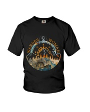 Wander Woman Youth T-Shirt thumbnail