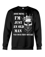 Assuming I'm Just An Old Man Crewneck Sweatshirt tile