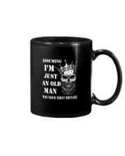Assuming I'm Just An Old Man Mug tile