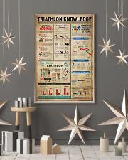 Triathlon Knowledge 11x17 Poster lifestyle-holiday-poster-1