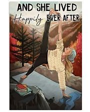 She Lived Happily Ever After 11x17 Poster front